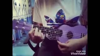 [Cover] Vì anh là của em - Hòa Minzy (ukulele)