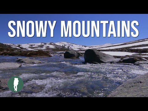 Snowy Mountains, Australia in HD, AWAKENING