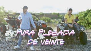 El Komander feat. Abraham Vázquez - Pura plebada de veinte (Video Oficial)