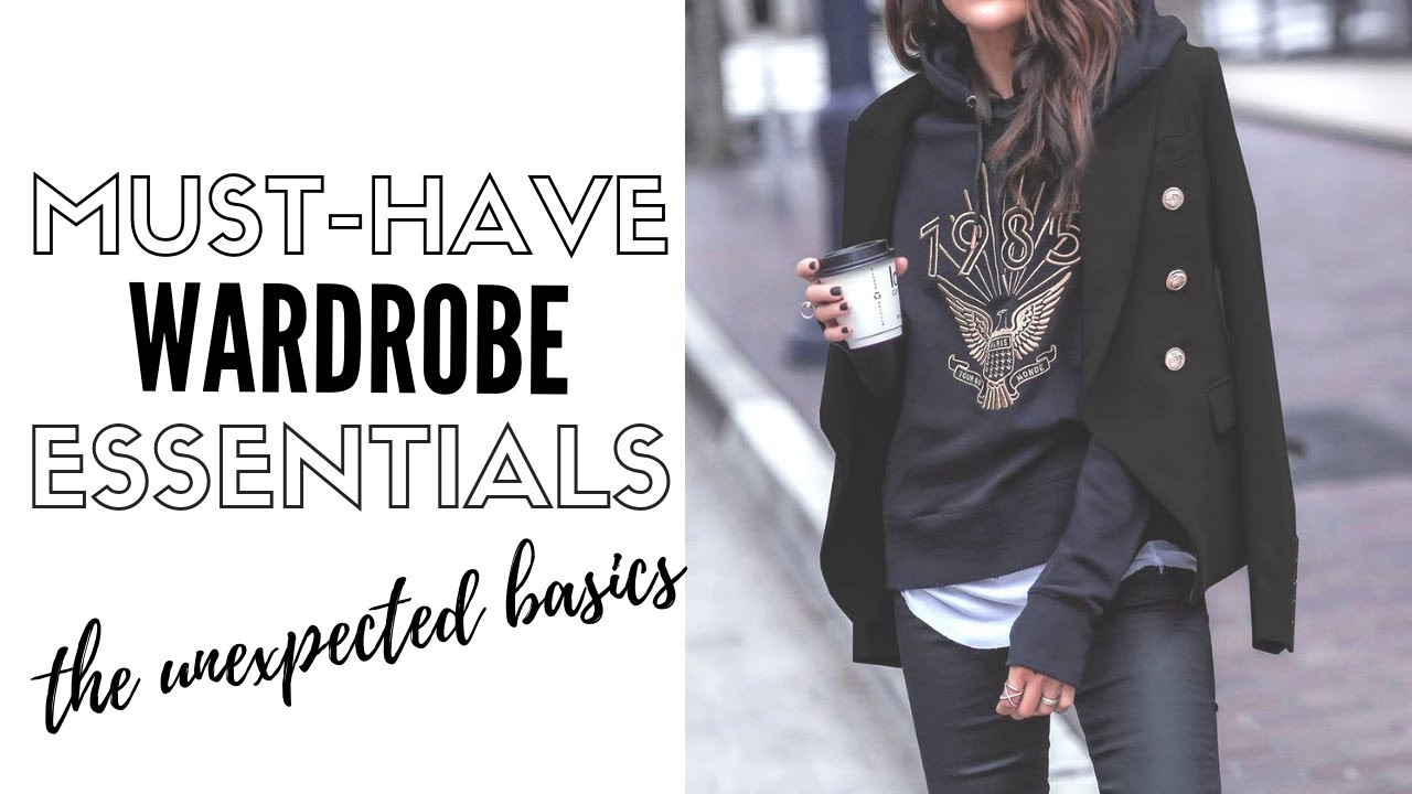 10 Unexpected Fashion Essentials For A Killer Wardrobe   How To Style