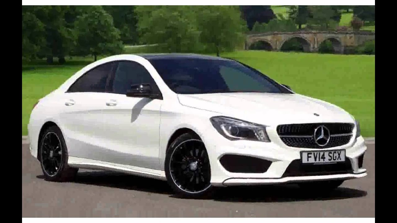mercedes benz cla class saloon cla 180 amg sport 4dr tip. Black Bedroom Furniture Sets. Home Design Ideas