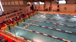 NJSC 2013 - Event 9, Women