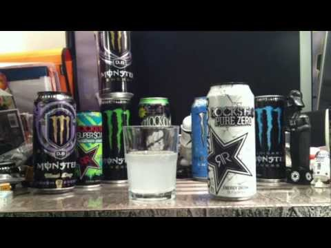 Rockstar: Pure Zero - Silver Ice review