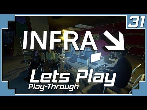 INFRA PART 3 | New Flashlight New Radio Same Job | Full Playthrough | [31]