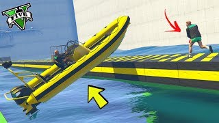 GTA 5 ONLINE 🐷 LTS 🐷N*202🐷 PARKOUR VS DINGHY !! 🐷 GTA 5 ITA 🐷 DAJE !!!!!!!