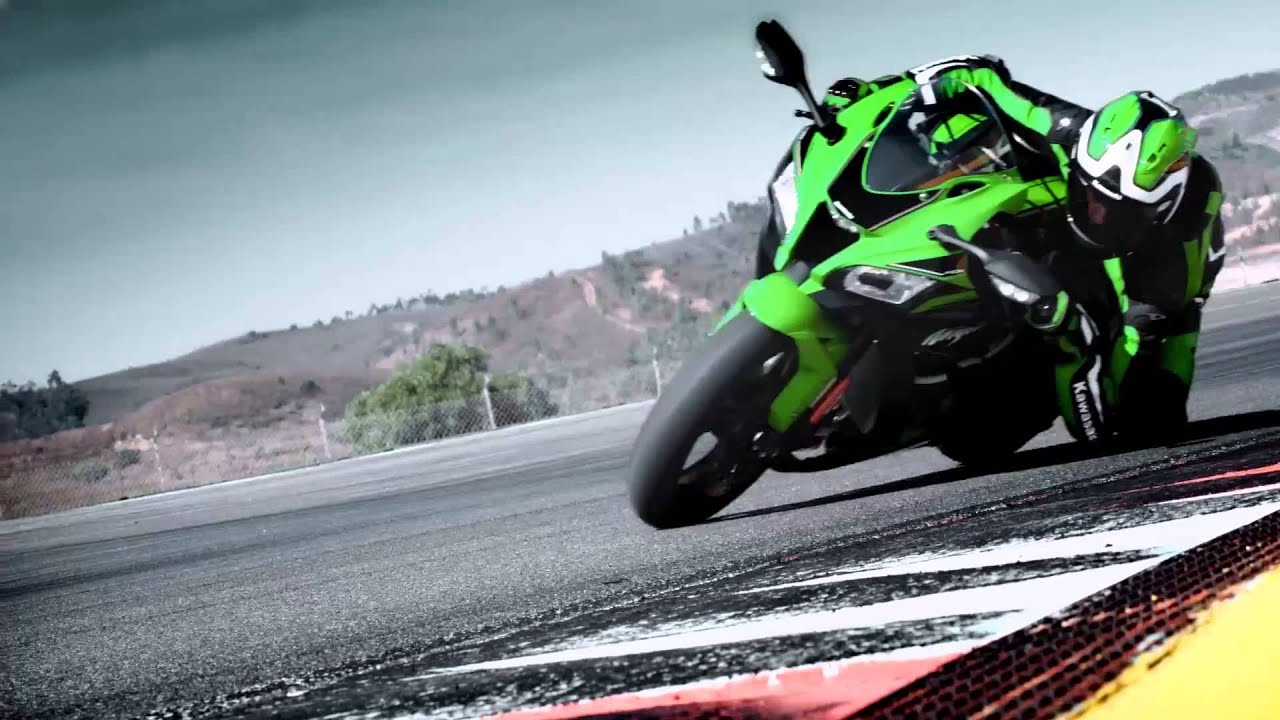 ZX10R 2016 Is Here And Its Ready For WAR