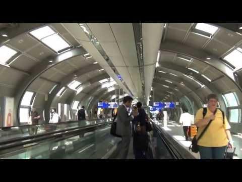 Frankfurt Airport (FRA) DB Bahnhof  directions to