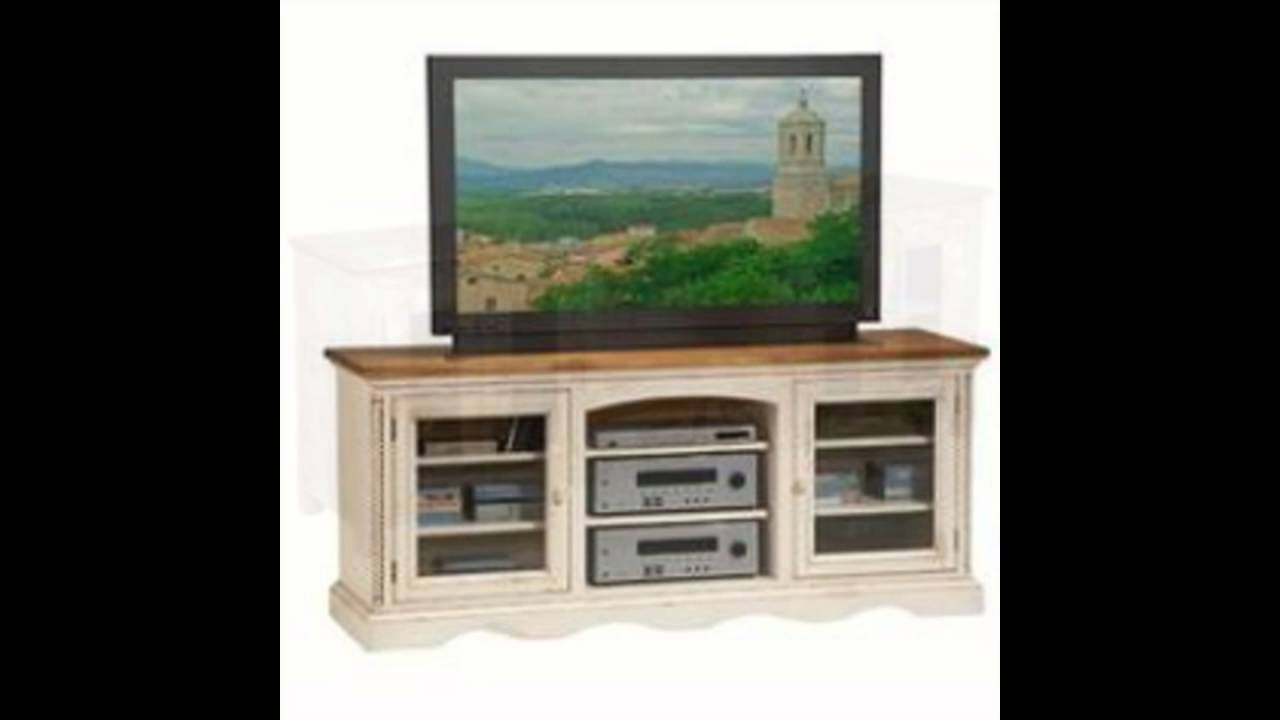 solid wood media cabinet & solid wood media cabinet - YouTube