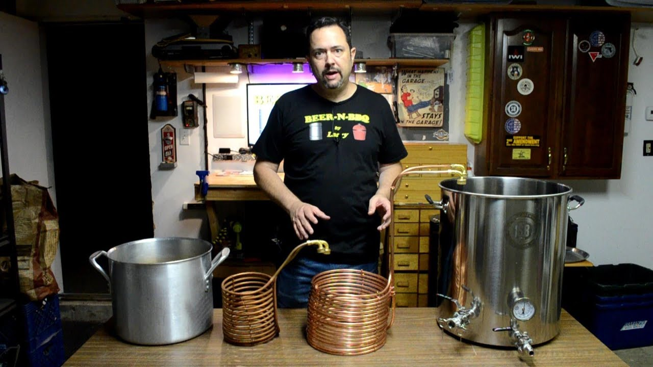 How to Make an Immersion Chiller: A DIY