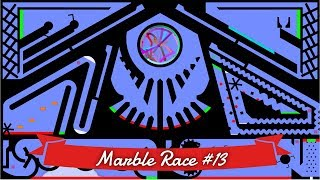 Marble Race #13: Elimination - 32 colors | Bouncy Marble
