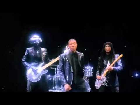 Daft Punk - Get Lucky ft. Pharrell Williams 10 Hours