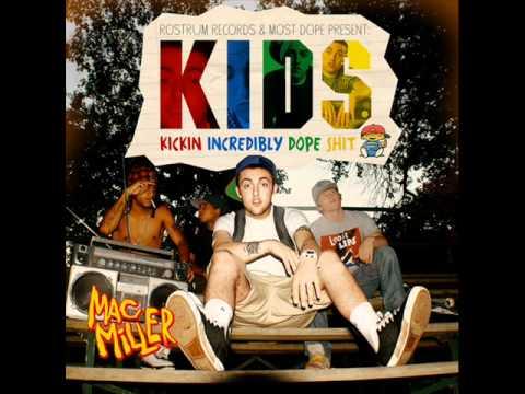 Mac Miller  Knock Knock Instrumental with hook
