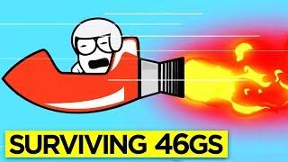 What Happens After Surviving 46Gs (Most Faint at 6Gs)