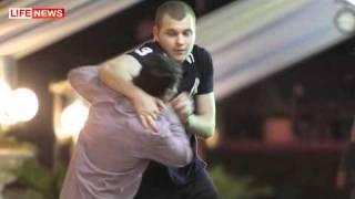 Сын Бондарчука Сергей избил прохожего на кинотавре