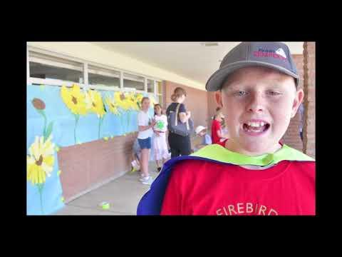 TUSD1 New Fruchthendler Elementary School Kindness Superhero