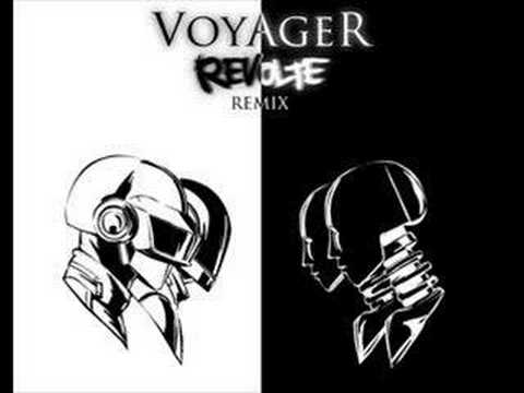 Daft Punk  Voyager Revolte Remix