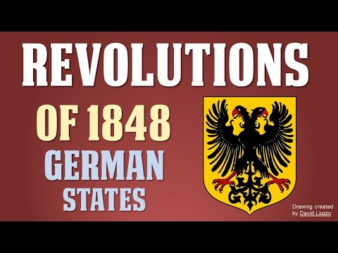 Revolutions of 1848 in the German States (Part 3 of 5)