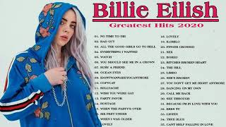 Best of Billie Eilish 🍒 Billie Eilish Greatest Hits Full Album 2021 🍓