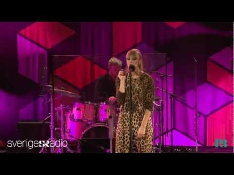Agnes @ Musikguiden i P3 Session -