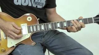 03 - Видеоурок Rock'n Roll - Led Zeppelin - Часть 1 Разбор