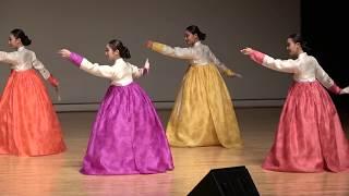 제25회 전국전통공연예술경연대회 단체부 무용경연3분 5…