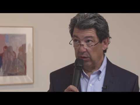 Philip Guston exhibition walkthrough with Paul Schimmel