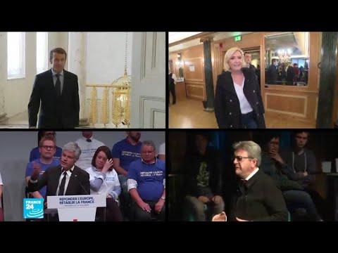 كيف ستنعكس الانتخابات الأوروبية على الداخل الفرنسي؟  - نشر قبل 35 دقيقة