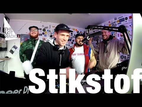 Stikstof with Brussels @ The Lot Radio (May 22, 2018)