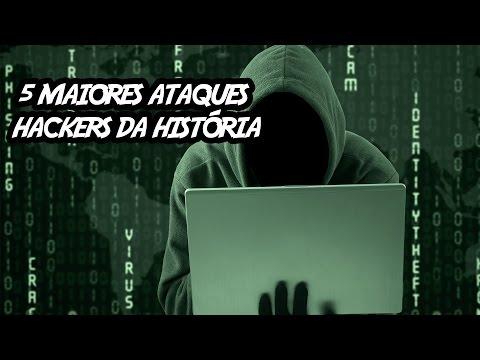 5 Maiores Ataques Hackers da História