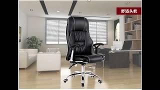 Bán ghế trưởng phòng da ngả lưng giá 1,150k tại nội thất Đăng Khoa