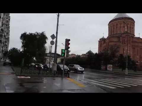 Москва Армянский храм Перекрёсток Олимпийского проспекта и Трифоновской 28 июня 2014