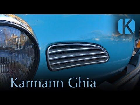1964 Karmann Ghia restoration