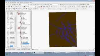 Tutorial ArcGIS 9.3: Buffer weight raster