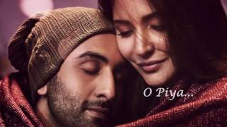 Gambar cover Channa Mereya - Unplugged   Lyrics   Ae Dil Hai Mushkil   Arijit   Pritam   Melodious Lyrics