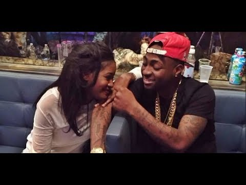 MUST WATCH: WHAT DAVIDO DID TO HER GIRLFRIEND FOR DANCING