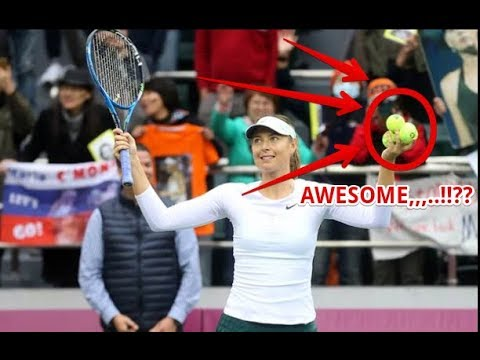 UNEXPECTED  tianjin open tennis final  2017