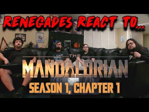 Renegades React To... The Mandalorian - Season 1, Chapter 1