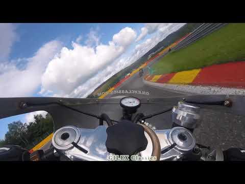 Ducati 750 Imola at Bikers' Classics 2016
