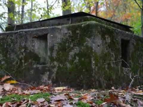 Vejle under 2 verdenskrig , skydebanen i Sønderskoven