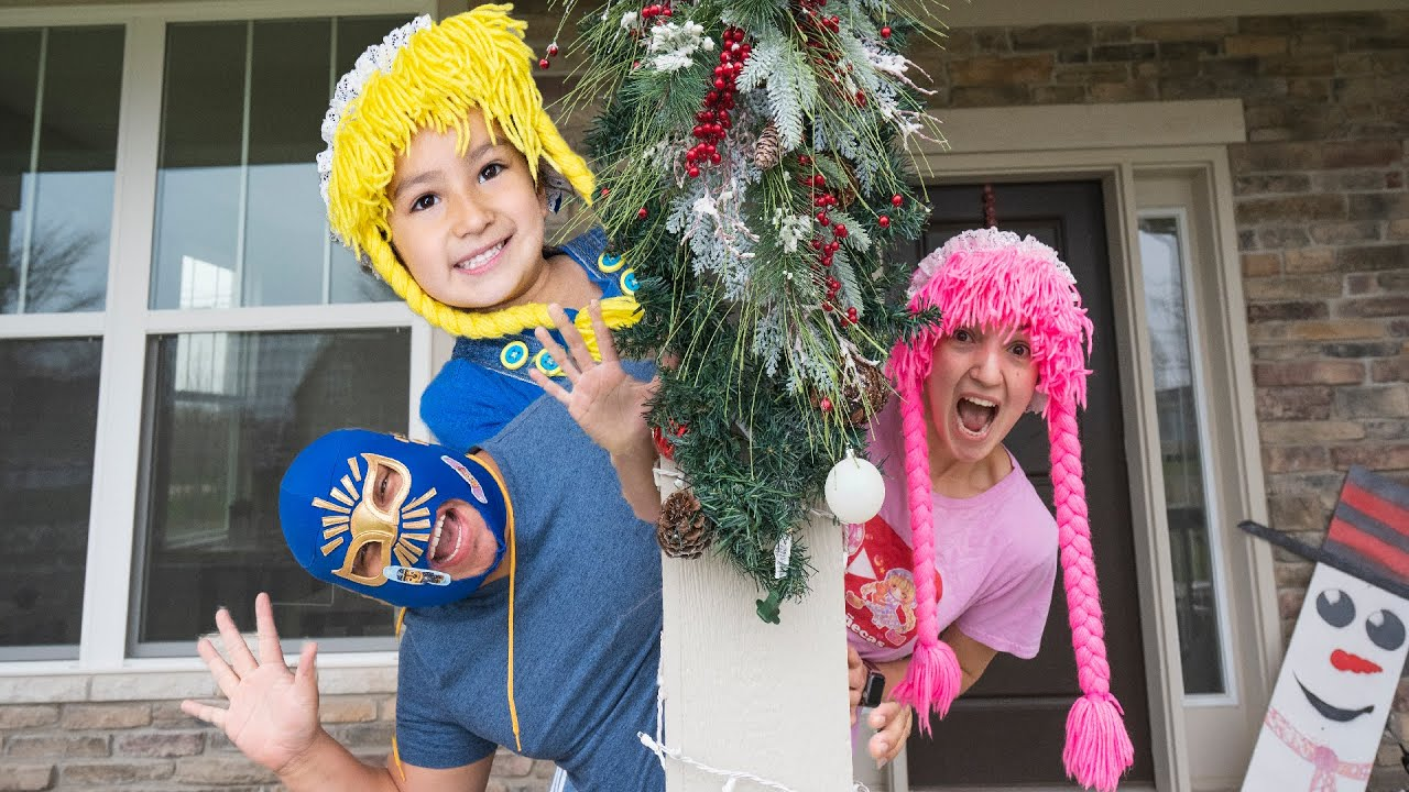 Vlog Luces de Navidad, Christmas Lights!