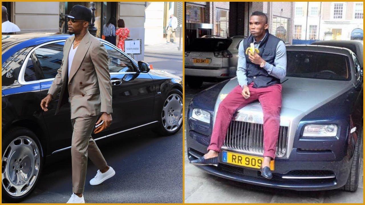 Samuel Eto'o's Luxury Car Collection. - YouTube