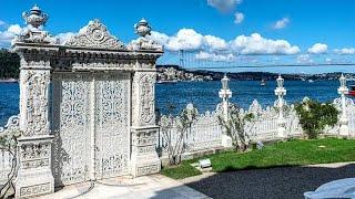 Дворец Бейлербей в Стамбуле. Наши самостоятельные путешествия. Стамбул в 2020 году.