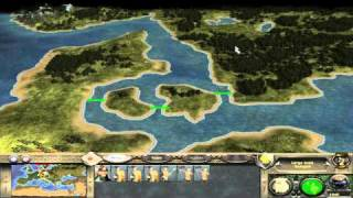 Let's Play Medieval 2: Total War Holy Roman Empire Campaign - Part 1 (Getting started)