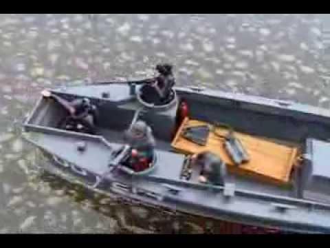 Ww2 Frogmen U D T Boat In Rc