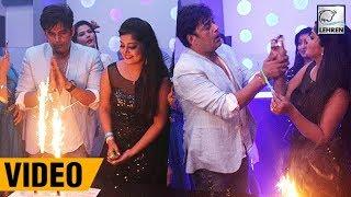 Anjana Singh's BIRTHDAY Celebration With Bhojpuri Celebs | Ravi Kishan | Lehren Bhojpuri