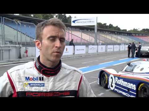 Meet the people of Le Mans - Timo Bernhard | AutoMotoTV