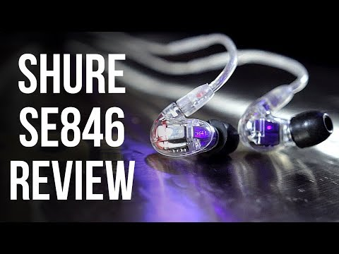 Shure SE846 Review | ABBDRUMS