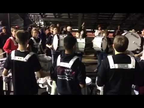 Douglas MacArthur Junior High School Drumline