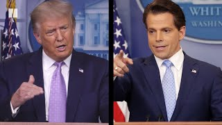 Trump Meddles With Anthony Scaramucci
