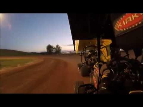 Thunderhill Speedway 125/250 Feature 6/18/16